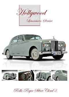 Rolls-Royce Oldtimer mieten Hochzeitsauto