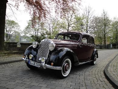 Hochzeitsauto - Oldtimer mieten - Mercedes Benz 170 S