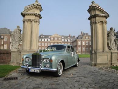 Oldtimer mieten - Rolls-Royce Silver Cloud III