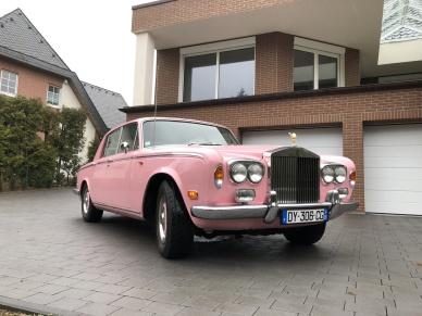 Oldtimer mieten Rolls-Royce Silver Cloud III - Hochzeitsauto - Brautauto
