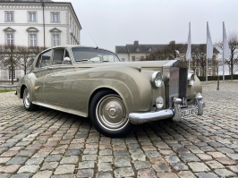 Rolls-Royce Silver Cloud 1 Hochzeitsauto